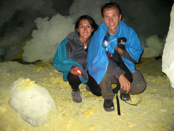 Kawah Ljen Sulphur