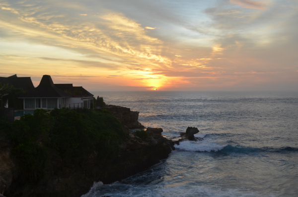 Sunset Point Nusa Lembongan